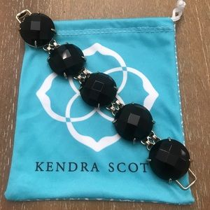 Kendra Scott Cassie Bracelet in Black